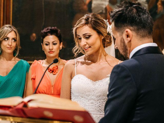 Il matrimonio di Davide e Roberta a San Cataldo, Caltanissetta 49