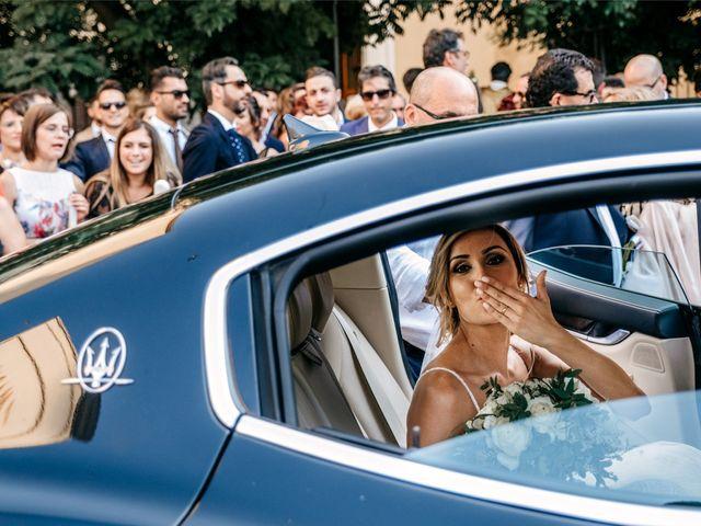 Il matrimonio di Davide e Roberta a San Cataldo, Caltanissetta 57