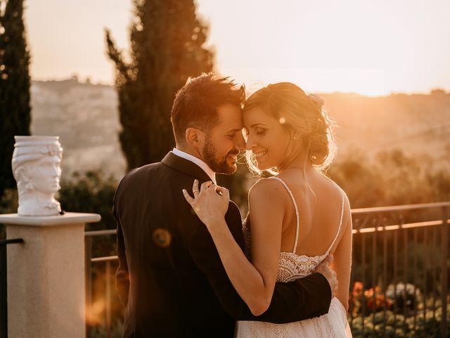 Il matrimonio di Davide e Roberta a San Cataldo, Caltanissetta 1
