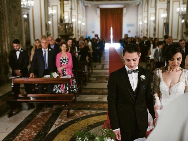 Il matrimonio di Giuseppe e Raffaella a Acireale, Catania 11