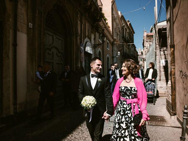 Il matrimonio di Giuseppe e Raffaella a Acireale, Catania 17