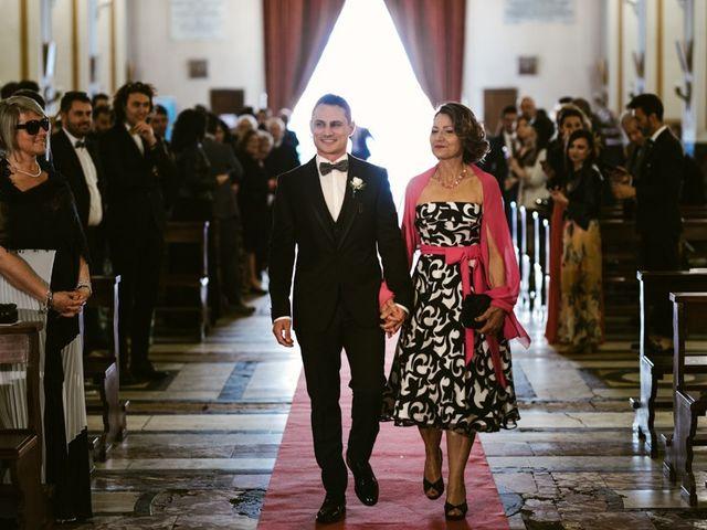 Il matrimonio di Giuseppe e Raffaella a Acireale, Catania 18