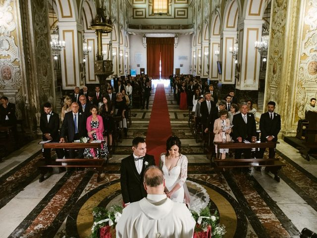 Il matrimonio di Giuseppe e Raffaella a Acireale, Catania 35