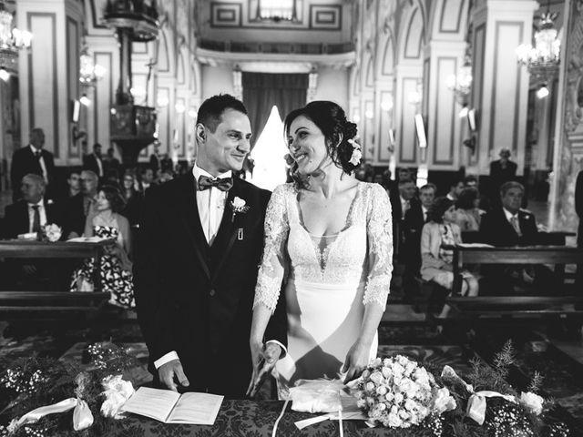 Il matrimonio di Giuseppe e Raffaella a Acireale, Catania 37