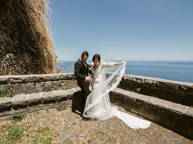 Il matrimonio di Giuseppe e Raffaella a Acireale, Catania 47