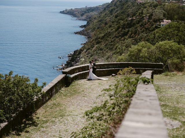 Il matrimonio di Giuseppe e Raffaella a Acireale, Catania 52