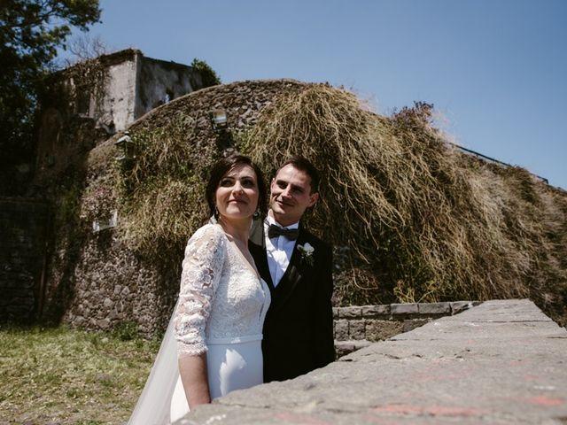 Il matrimonio di Giuseppe e Raffaella a Acireale, Catania 56