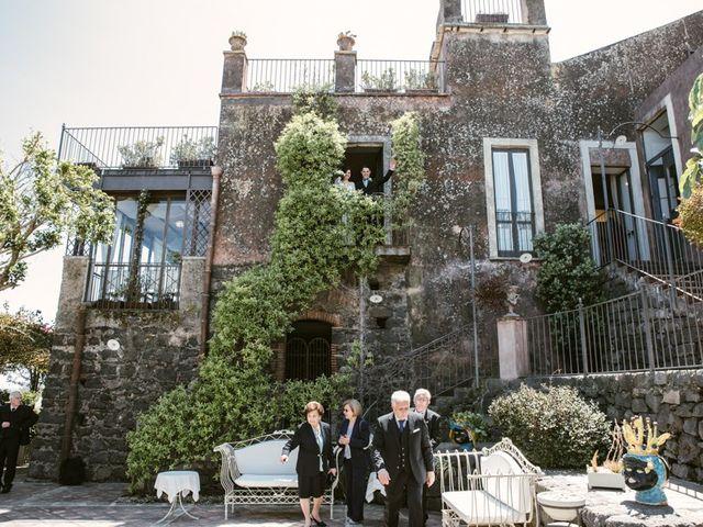 Il matrimonio di Giuseppe e Raffaella a Acireale, Catania 60