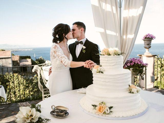 Il matrimonio di Giuseppe e Raffaella a Acireale, Catania 76