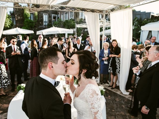 Il matrimonio di Giuseppe e Raffaella a Acireale, Catania 77