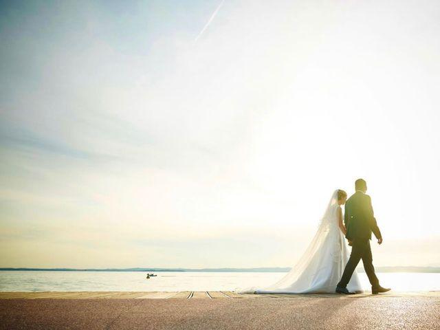 Le nozze di Stefania e Narendra