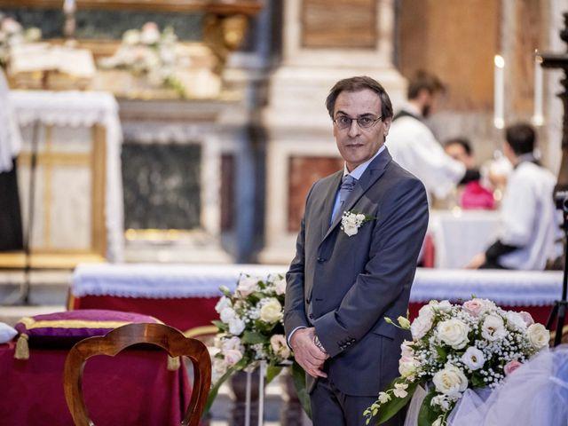 Il matrimonio di Roberto e Ying a Roma, Roma 1