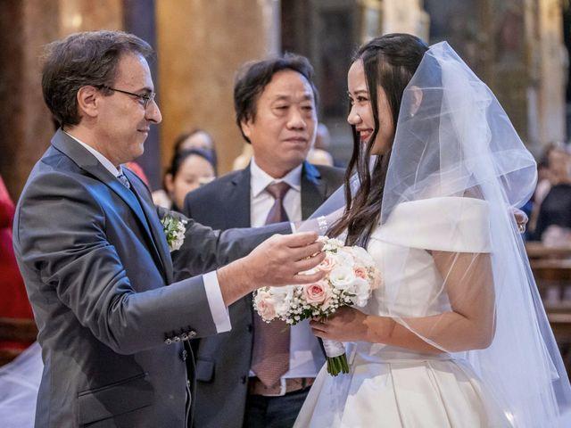 Il matrimonio di Roberto e Ying a Roma, Roma 2