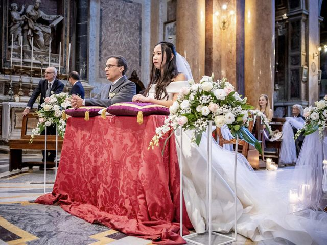 Il matrimonio di Roberto e Ying a Roma, Roma 3