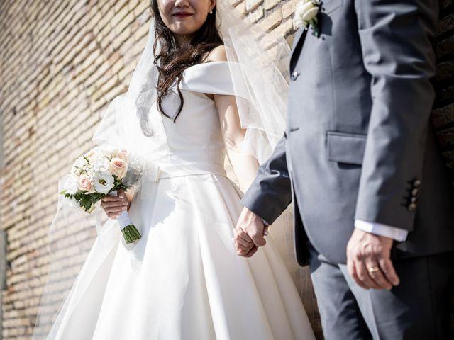 Il matrimonio di Roberto e Ying a Roma, Roma 5