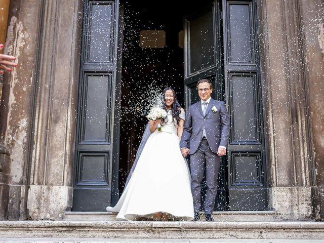 Il matrimonio di Roberto e Ying a Roma, Roma 11
