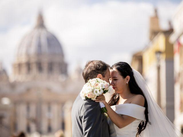 Il matrimonio di Roberto e Ying a Roma, Roma 12