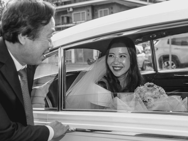 Il matrimonio di Roberto e Ying a Roma, Roma 17