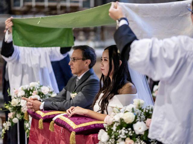 Il matrimonio di Roberto e Ying a Roma, Roma 18