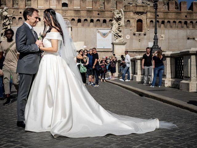 Il matrimonio di Roberto e Ying a Roma, Roma 19