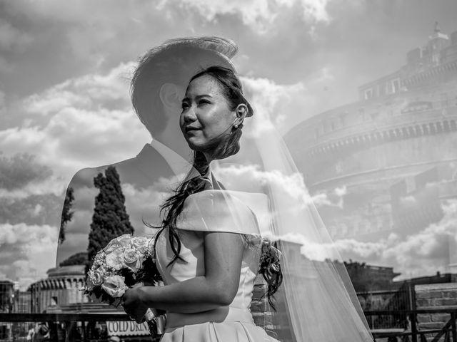 Il matrimonio di Roberto e Ying a Roma, Roma 20