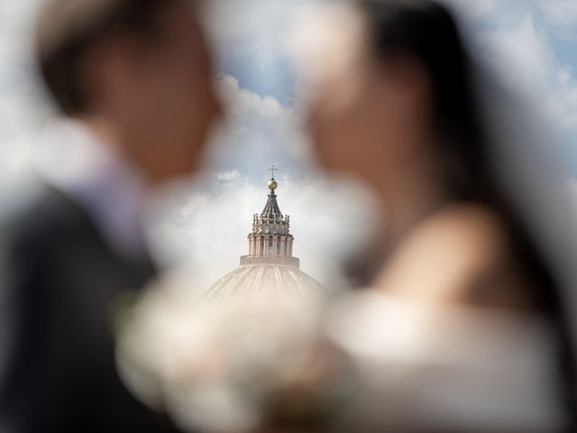 Il matrimonio di Roberto e Ying a Roma, Roma 21