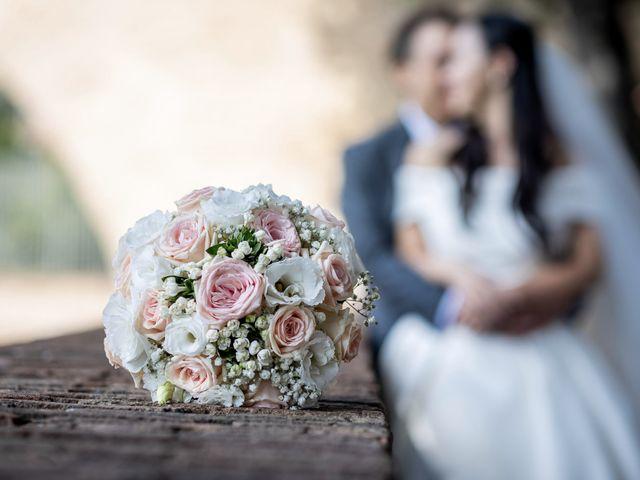 Il matrimonio di Roberto e Ying a Roma, Roma 22