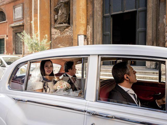 Il matrimonio di Roberto e Ying a Roma, Roma 32