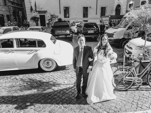 Il matrimonio di Roberto e Ying a Roma, Roma 35