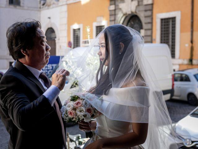 Il matrimonio di Roberto e Ying a Roma, Roma 37