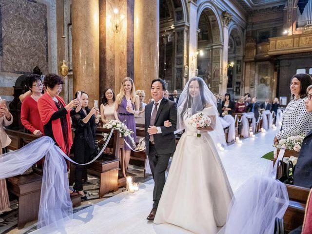 Il matrimonio di Roberto e Ying a Roma, Roma 38
