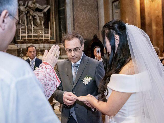 Il matrimonio di Roberto e Ying a Roma, Roma 39