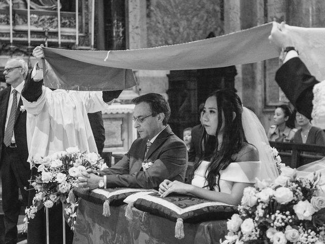 Il matrimonio di Roberto e Ying a Roma, Roma 42