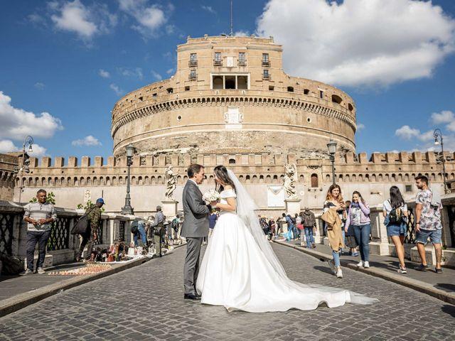 Il matrimonio di Roberto e Ying a Roma, Roma 44