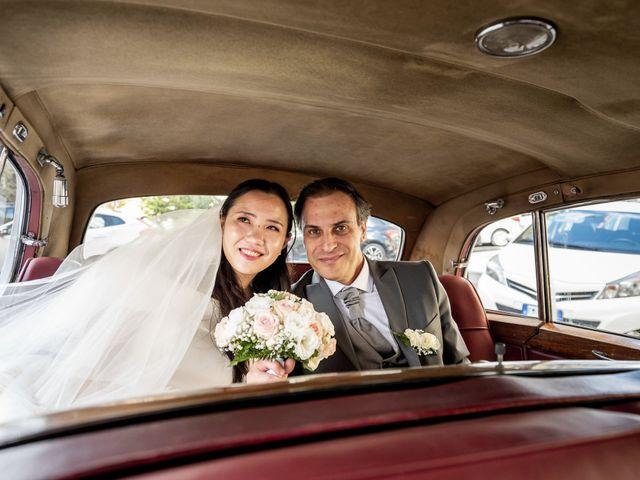 Il matrimonio di Roberto e Ying a Roma, Roma 48