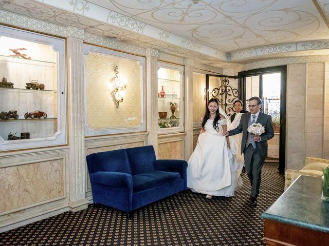 Il matrimonio di Roberto e Ying a Roma, Roma 49