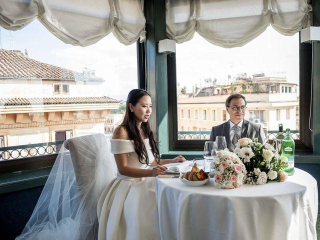 Il matrimonio di Roberto e Ying a Roma, Roma 57