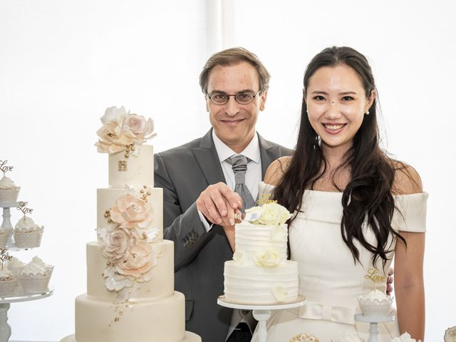 Il matrimonio di Roberto e Ying a Roma, Roma 58