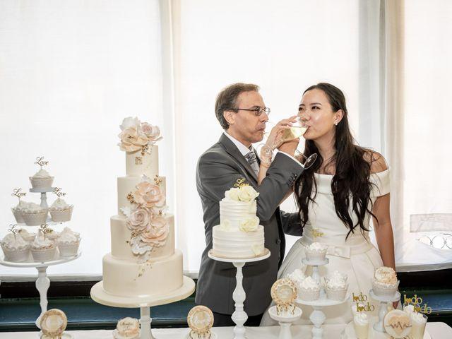Il matrimonio di Roberto e Ying a Roma, Roma 59