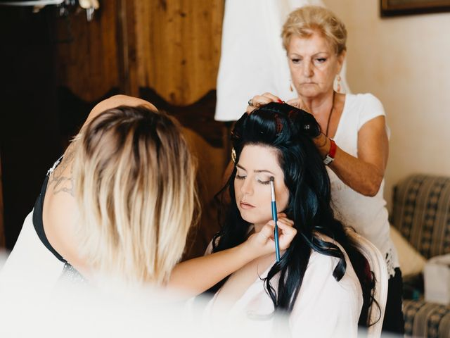Il matrimonio di Simone e Valentina a Fauglia, Pisa 12