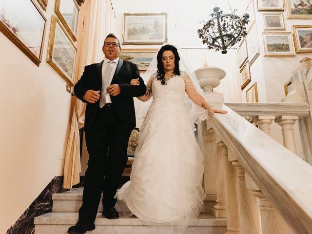 Il matrimonio di Simone e Valentina a Fauglia, Pisa 17