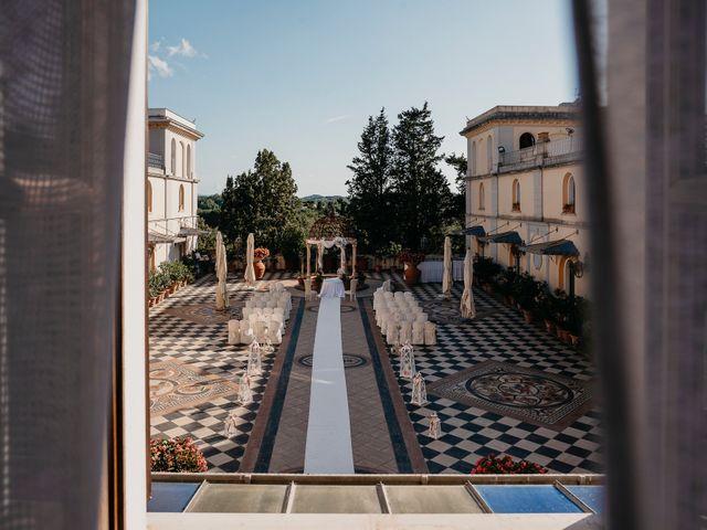 Il matrimonio di Simone e Valentina a Fauglia, Pisa 18