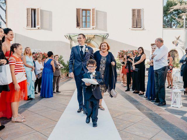 Il matrimonio di Simone e Valentina a Fauglia, Pisa 23