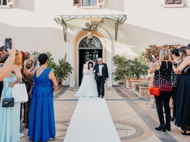 Il matrimonio di Simone e Valentina a Fauglia, Pisa 24