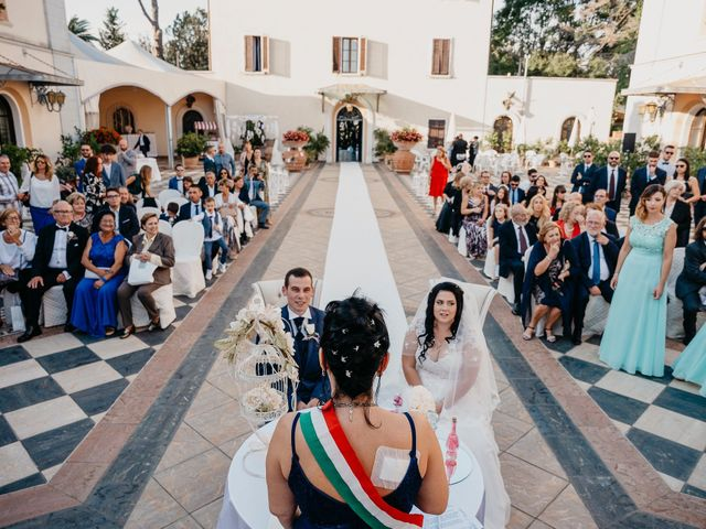 Il matrimonio di Simone e Valentina a Fauglia, Pisa 25