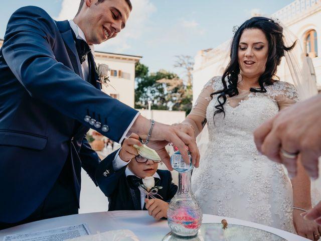 Il matrimonio di Simone e Valentina a Fauglia, Pisa 26