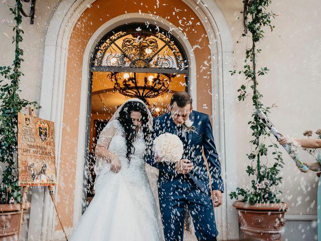 Il matrimonio di Simone e Valentina a Fauglia, Pisa 28