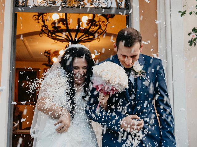 Il matrimonio di Simone e Valentina a Fauglia, Pisa 30
