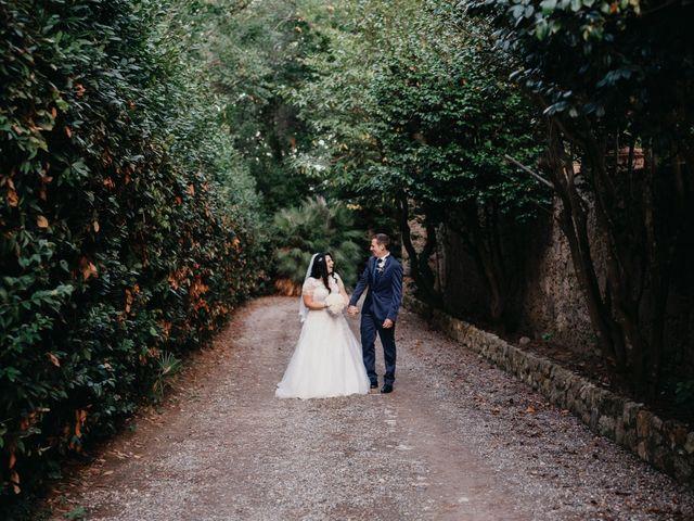 Il matrimonio di Simone e Valentina a Fauglia, Pisa 33
