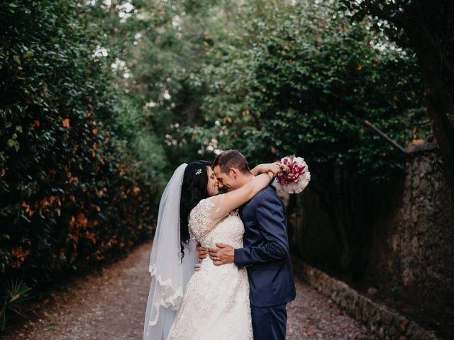 Il matrimonio di Simone e Valentina a Fauglia, Pisa 1